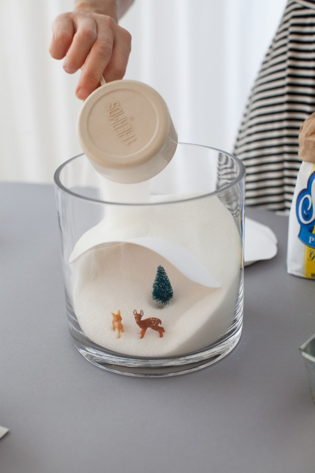 DIY winter dioramas 7