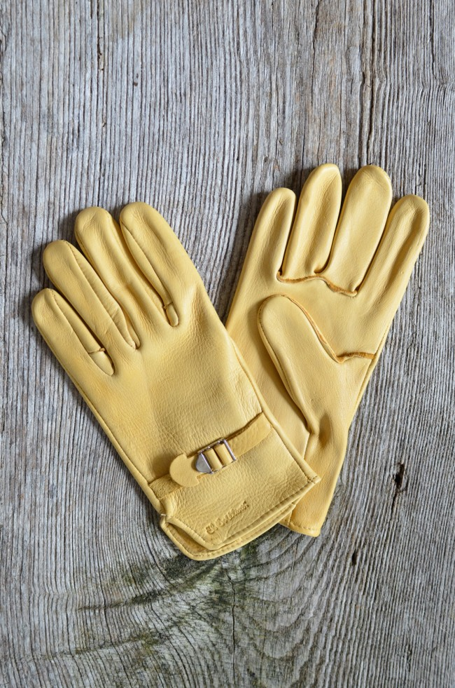 Geier riding gloves 2