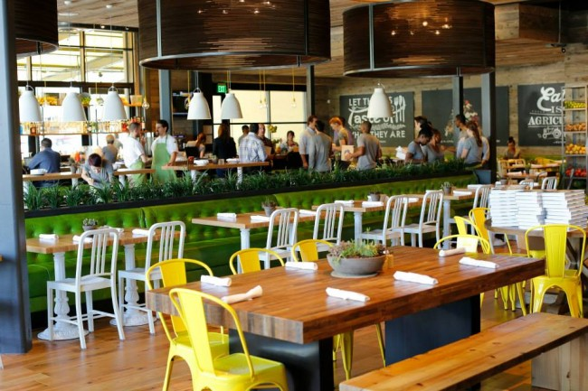 True Food Kitchen interior 2
