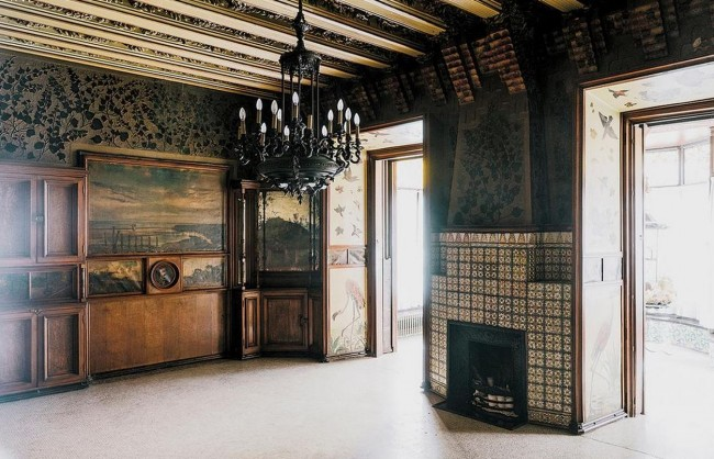 Casa Vicens interior Salva Lopez for WSJ Magazine