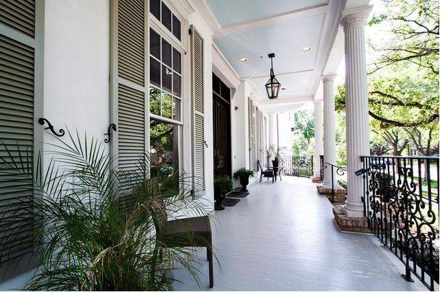 West University New Orleans  Brickmoondesign via Houzz
