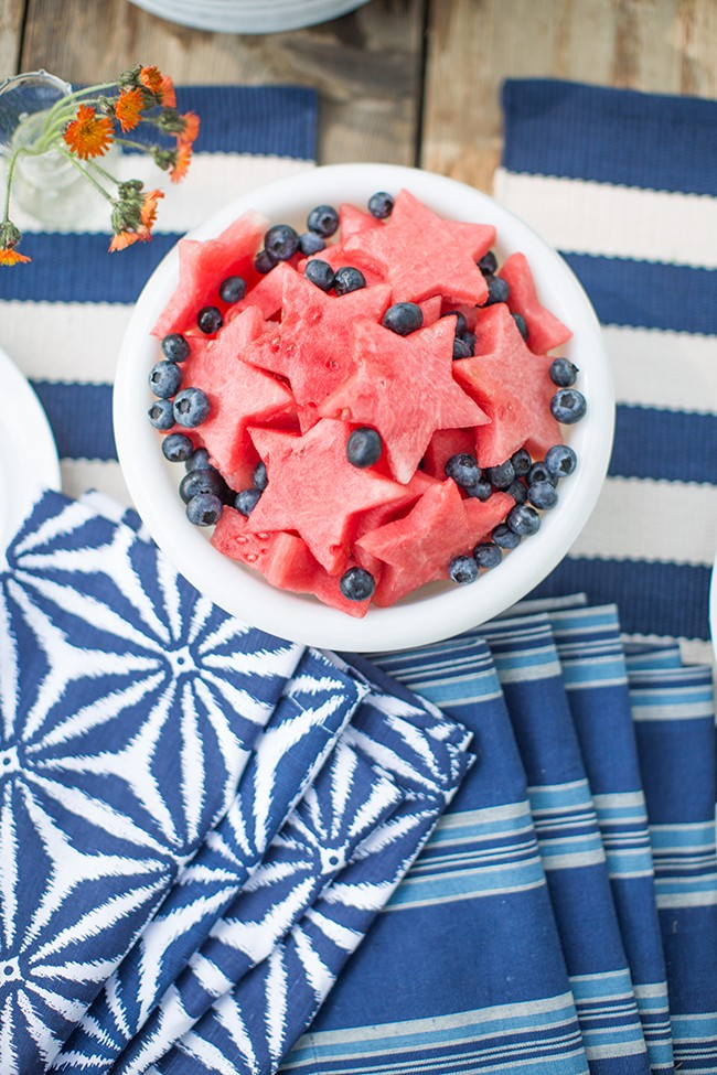 July 4 outdoor party cookout ideas