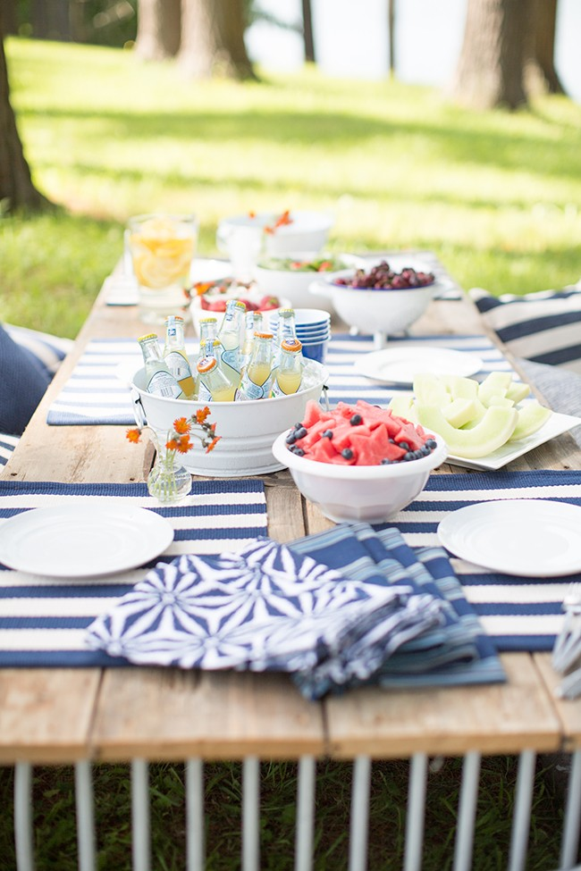outdoor party decor ideas