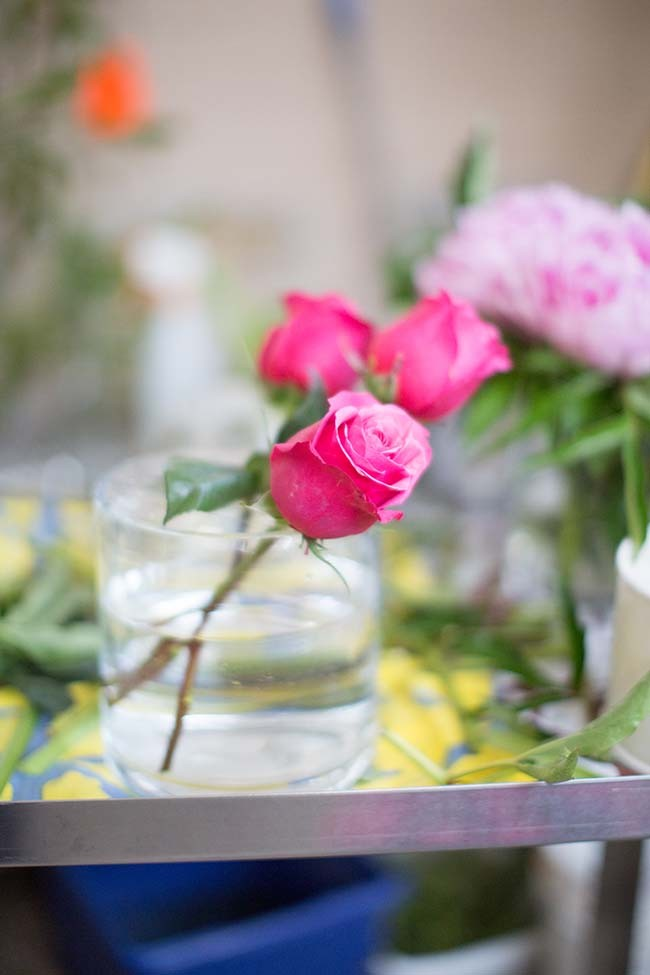 rose and peony flower arrangements 4