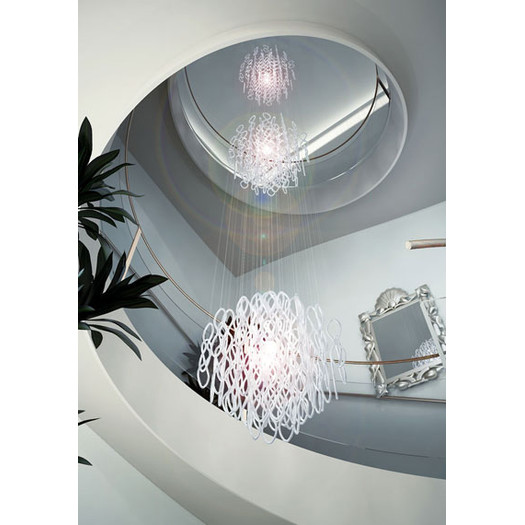 Lole 2 Light Suspension Pendant