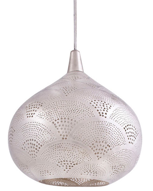 Zenza Princess Fan Pendant Lamp