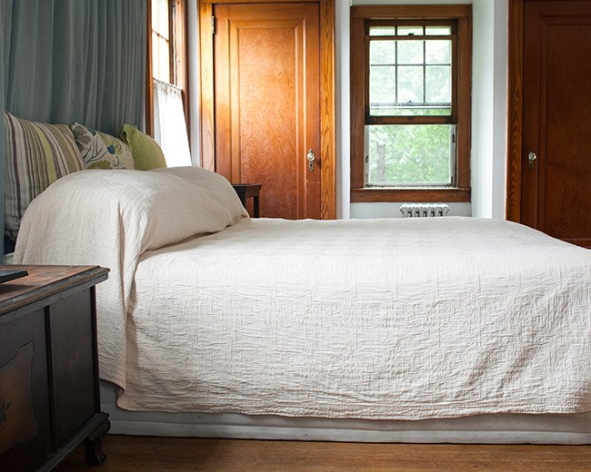 Pine Cone Hill bedroom makeover before