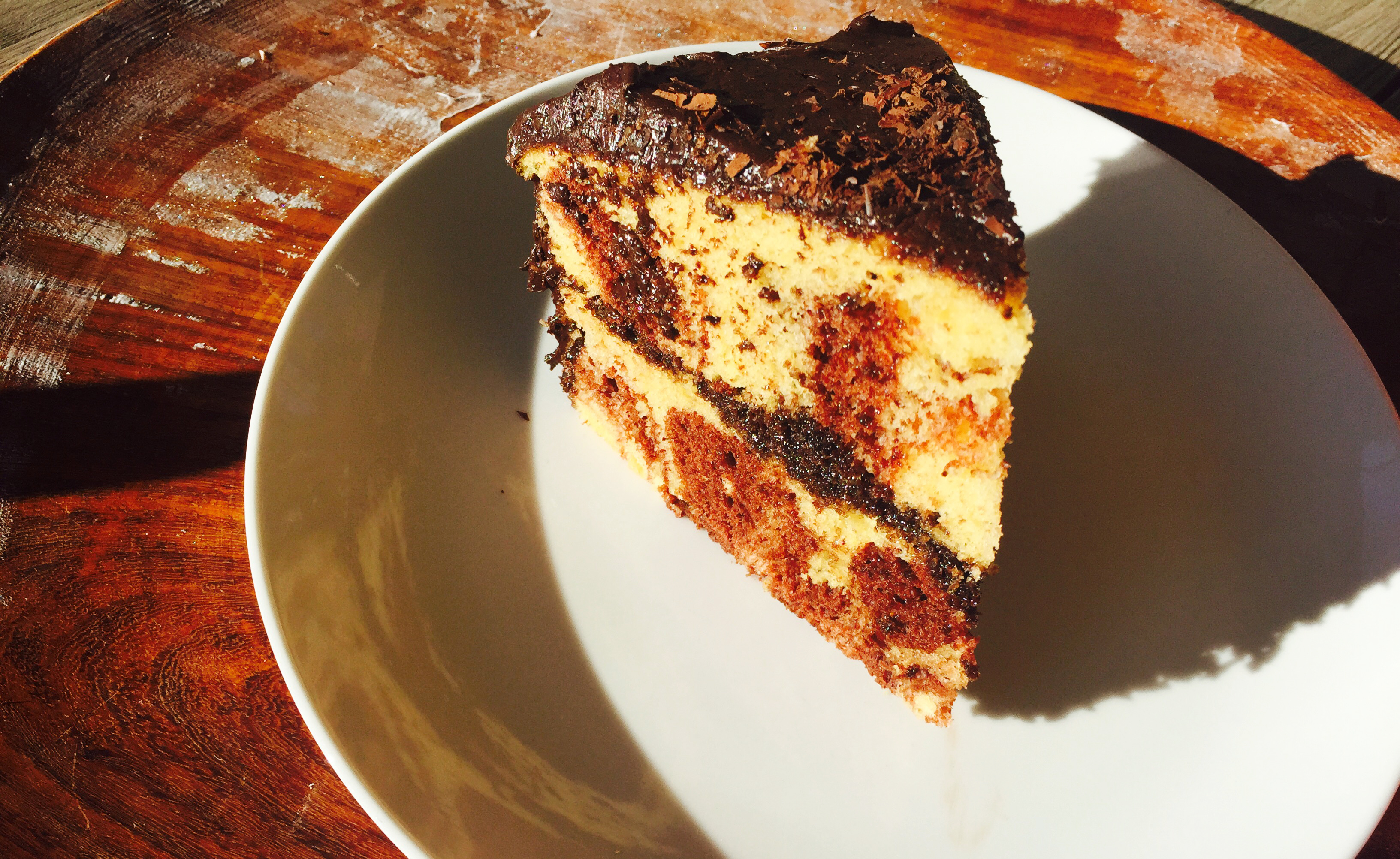 The Perfect Holiday Party Recipe Vegan Marble Cake