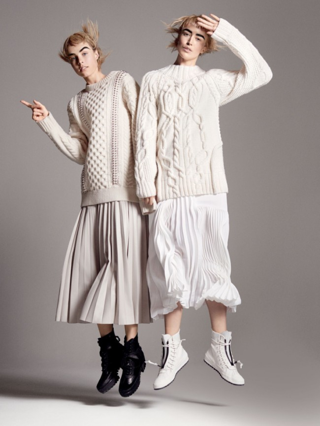 Beyond the Pale Vogue whites feature 7
