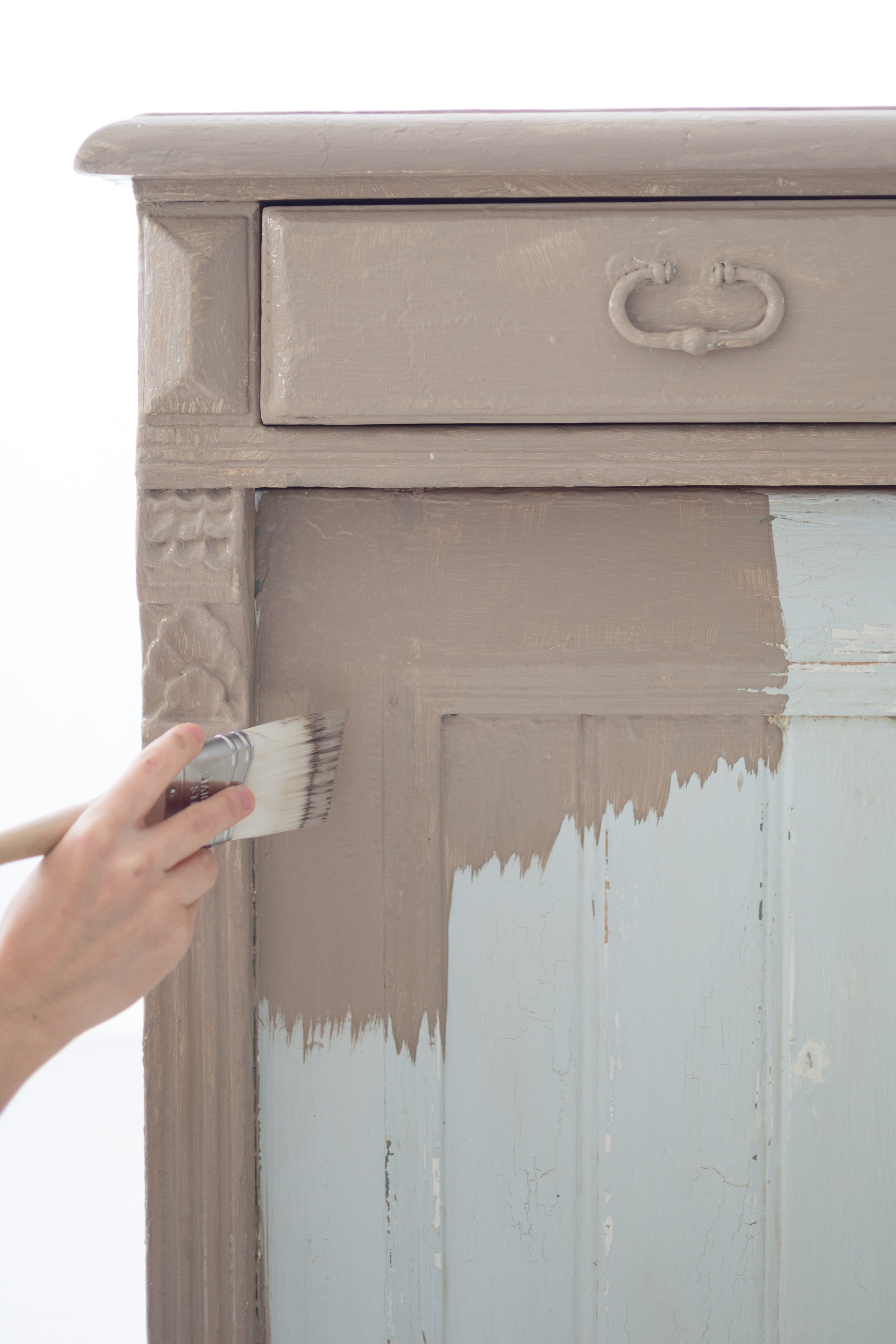 How To Remove Wax From Chalk Paint Furniture