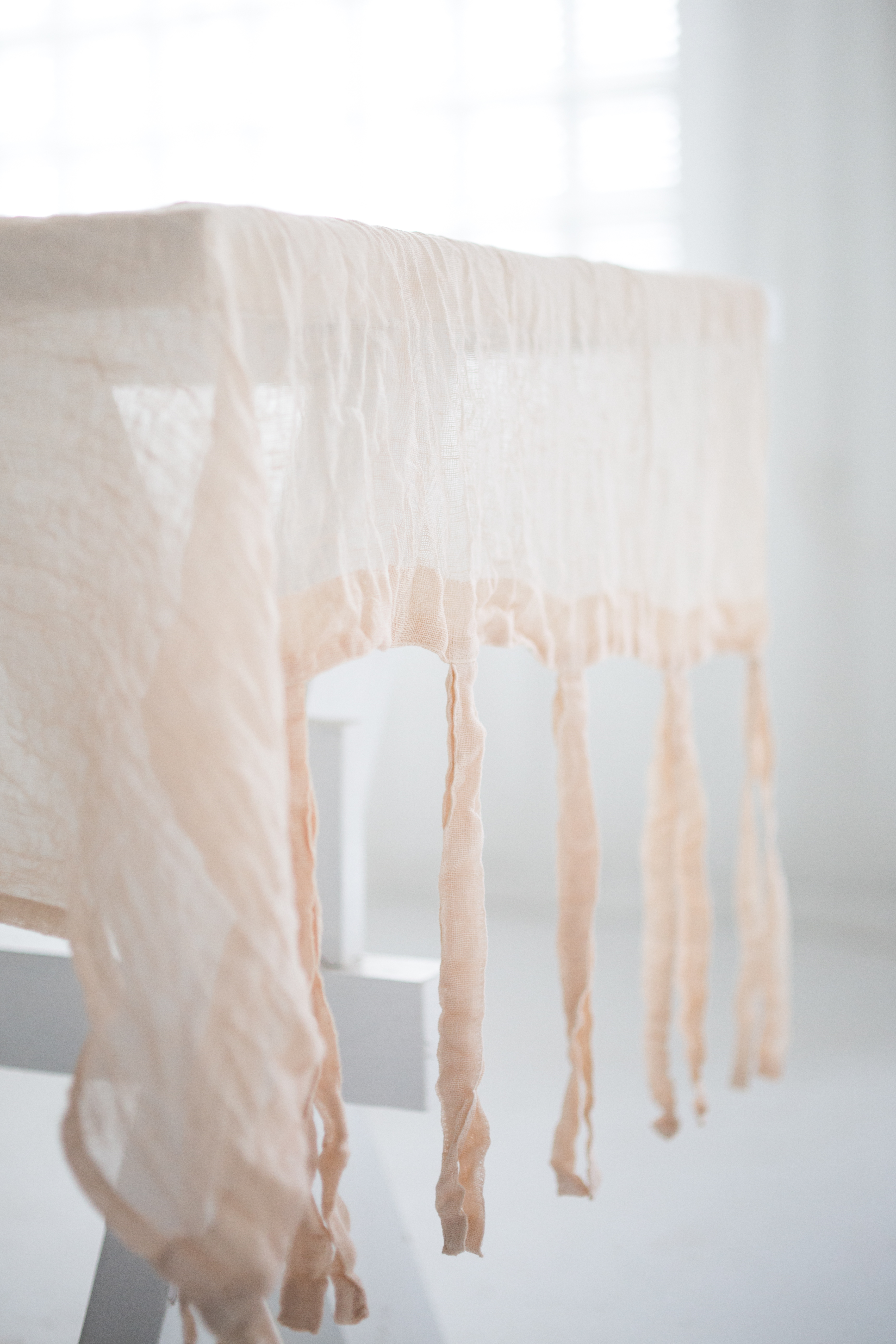How To: Tea Stain Fabric