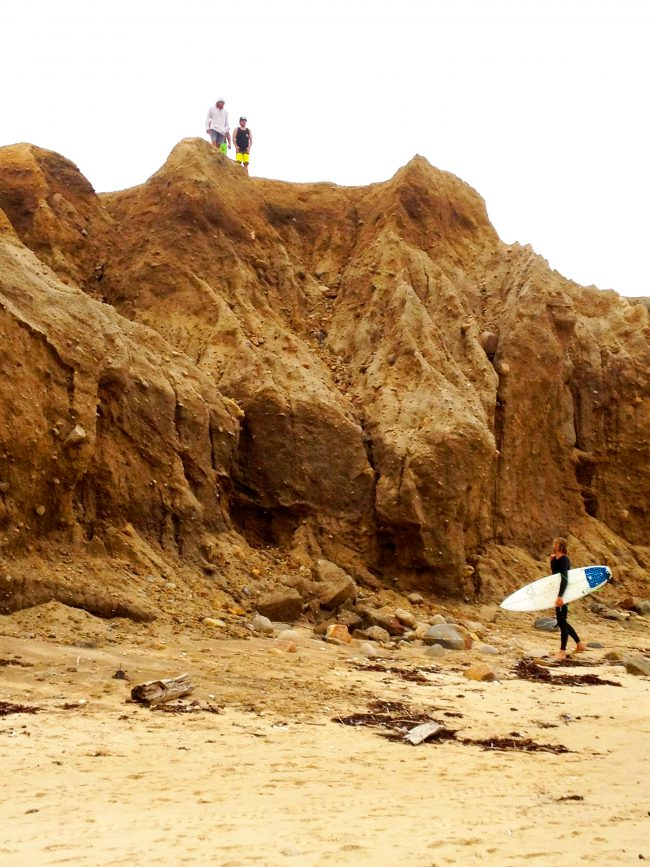 Image 3-montauk- cliffs at ditch