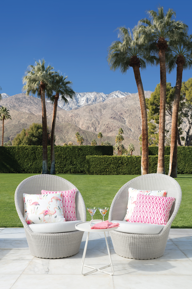Palm Springs California | Fresh American Style