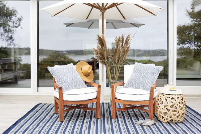 The Benefits of Indoor/Outdoor Floor Decor | Annie Selke's Fresh American Style