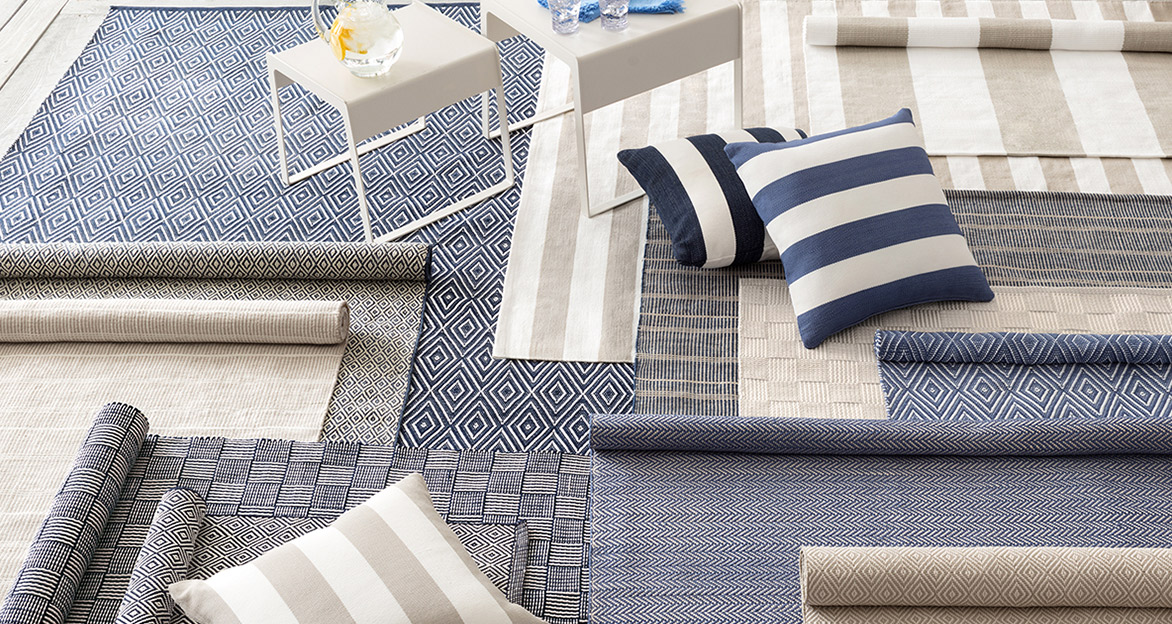 The Benefits of Indoor/Outdoor Rugs - Fresh American Style
