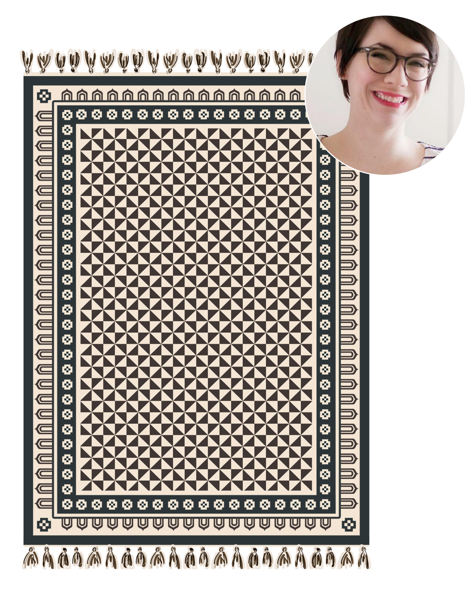 Announcing the Rug Design Challenge Winners! | Annie Selke's Fresh American Style