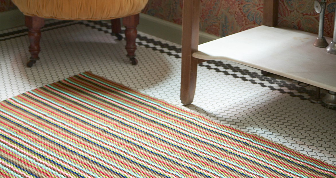 Rugs Through The Years Kitchen Sink Fresh American Style