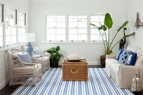 Rugs Through the Years: Lighthouse   Annie Selke's Fresh American Style