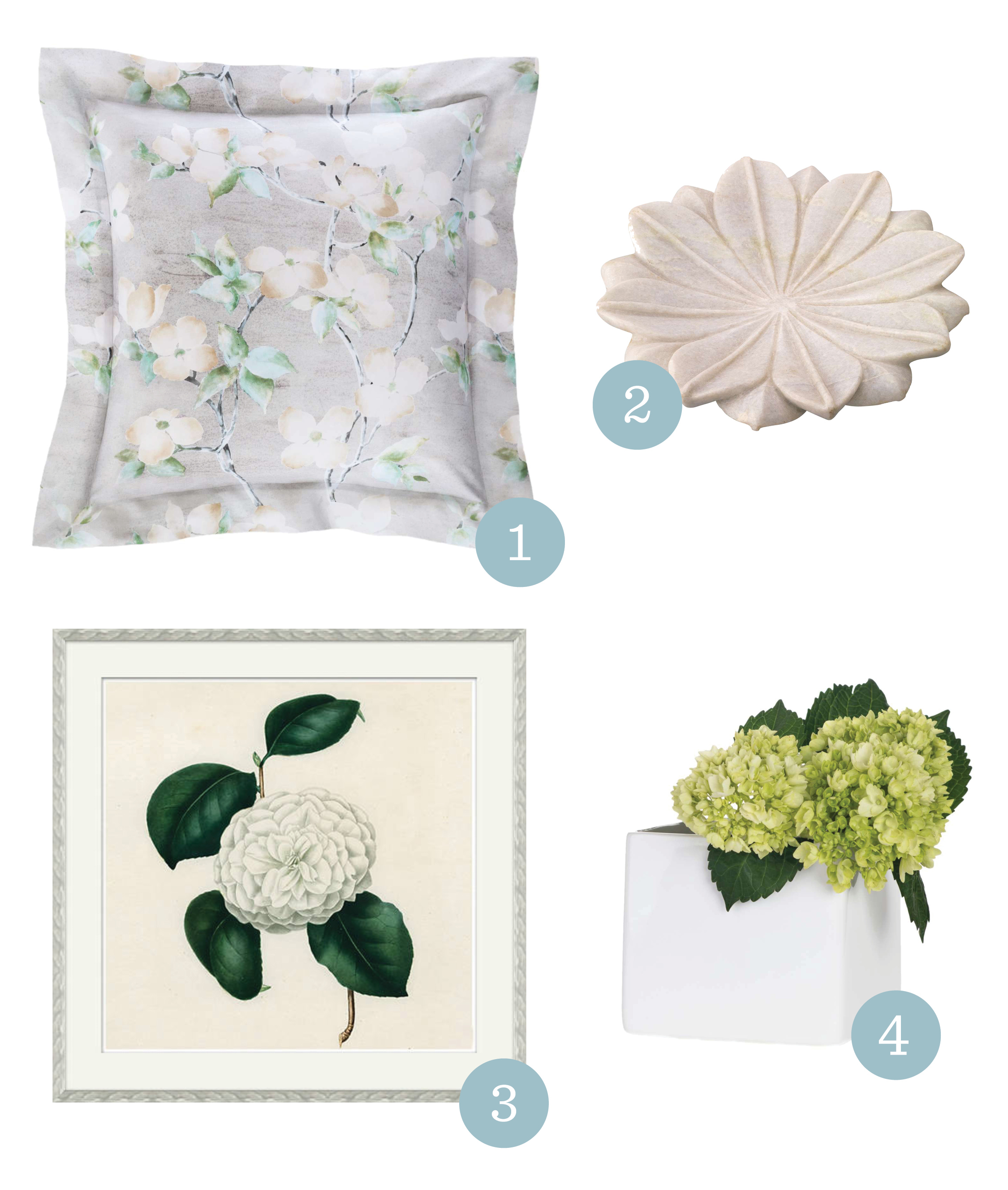 """Spring Decorating: Say """"Oui"""" to Refined Romantic 