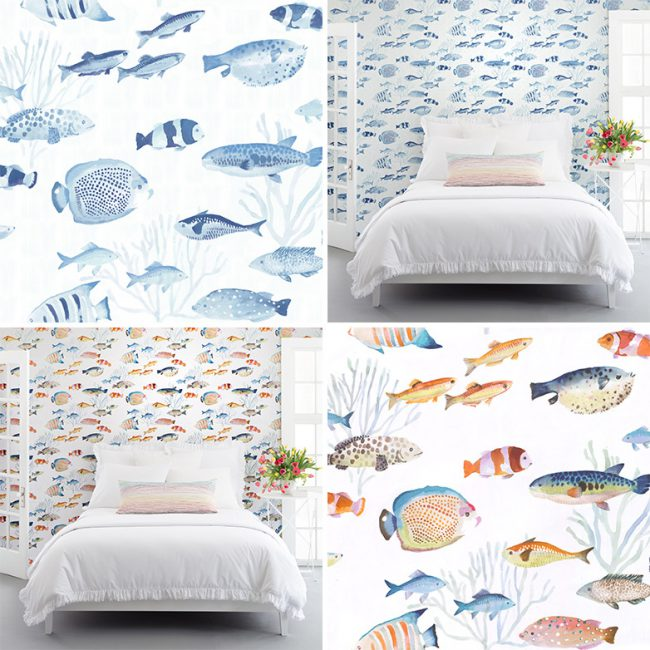 Introducing Happy Fish | Annie Selke's Fresh American Style