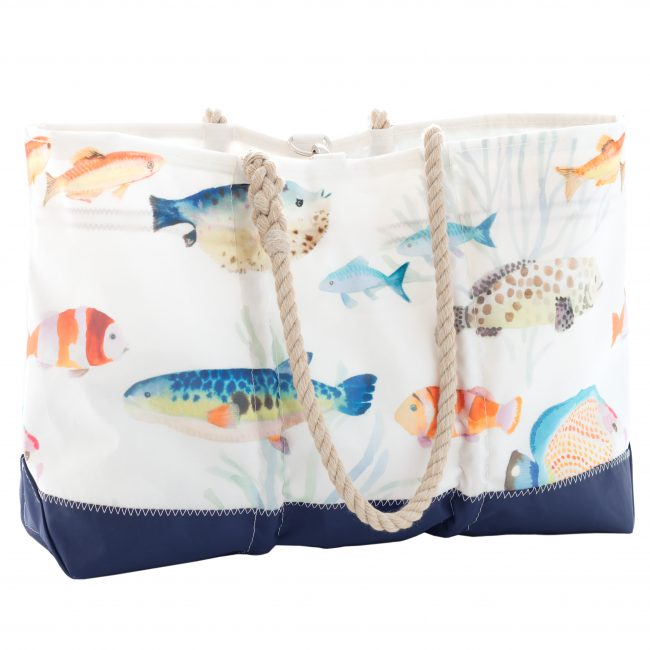 Sail into Summer with Our New Sea Bags | Annie Selke's Fresh American Style