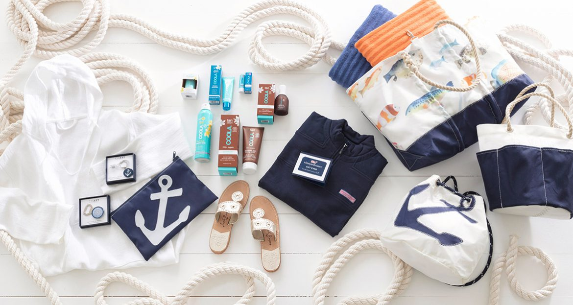 Summer in a Bag Sweepstakes | Annie Selke's Fresh American Style