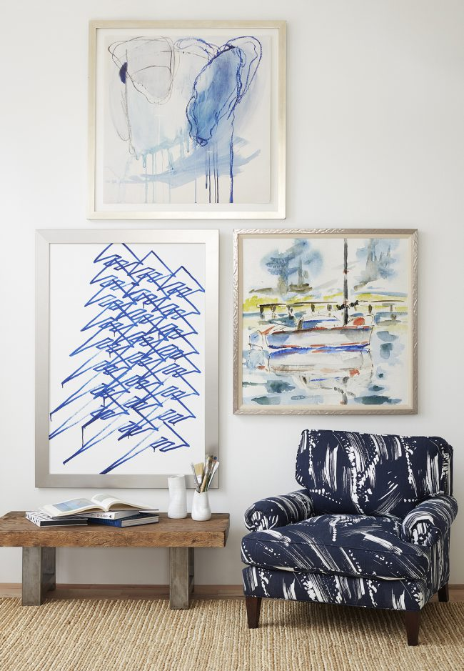 Four Looks To Get Your Coastal On | Annie Selke's Fresh American Style