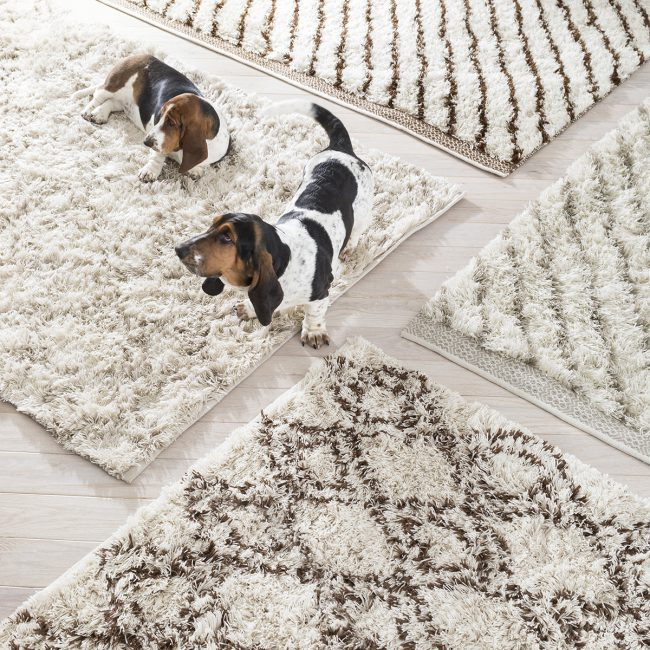We're making 'weaves' with our new P.E.T. Rugs. | Annie Selke's Fresh American Style