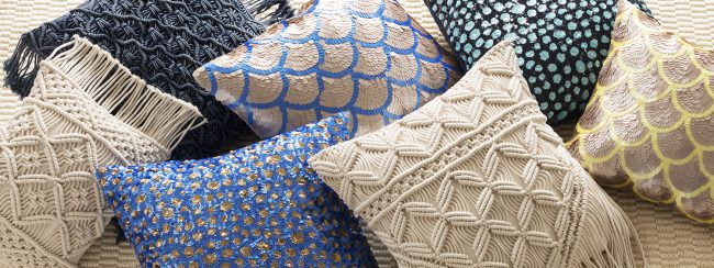Pillow Perfection! | Annie Selke's Fresh American Style