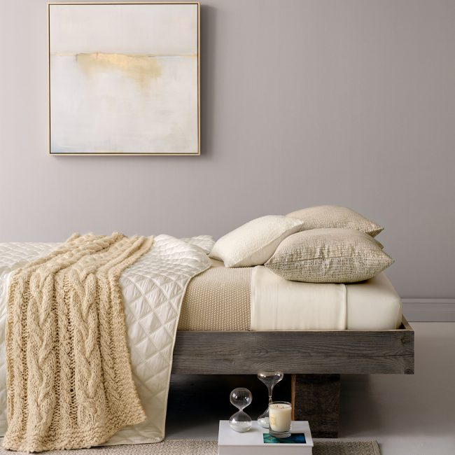 Put It in Neutral – Tonal Decorating | Annie Selke's Fresh American Style