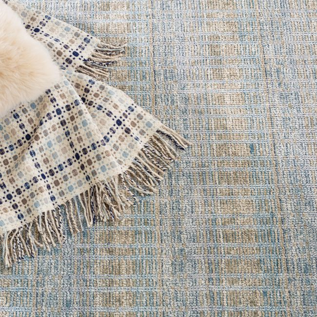 Our soft spot for Viscose Rugs | Annie Selke's Fresh American Style