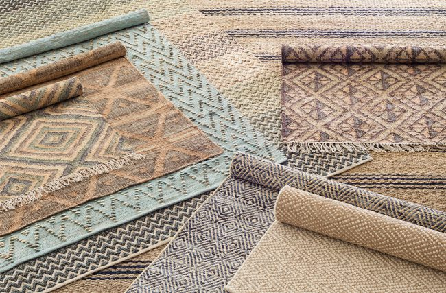The Natural Choice: Jute & Sisal | Annie Selke's Fresh American Style