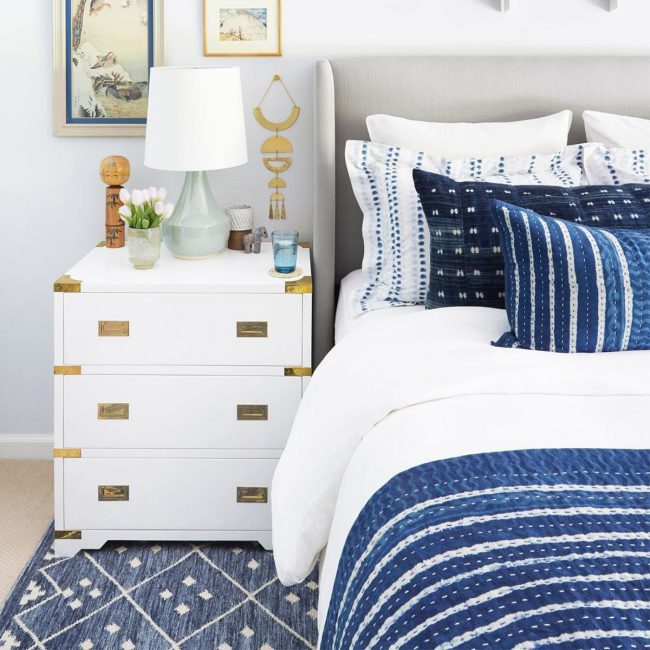 Decorating with the Color of the Moment: Blue | Annie Selke's Fresh American Style
