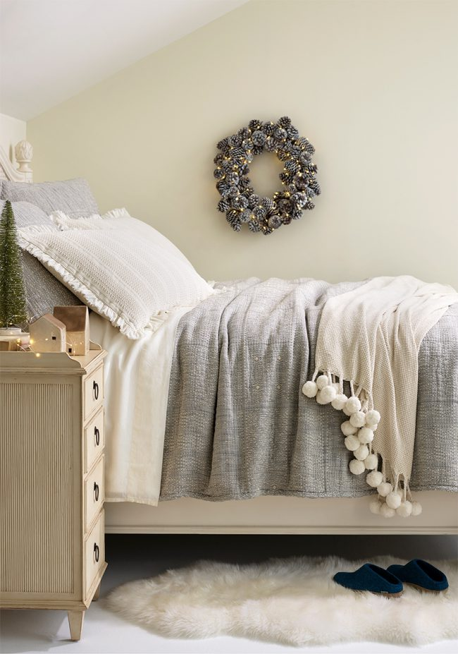 Annie's Tips for Decking out the Guest Room | Annie Selke's Fresh American Style