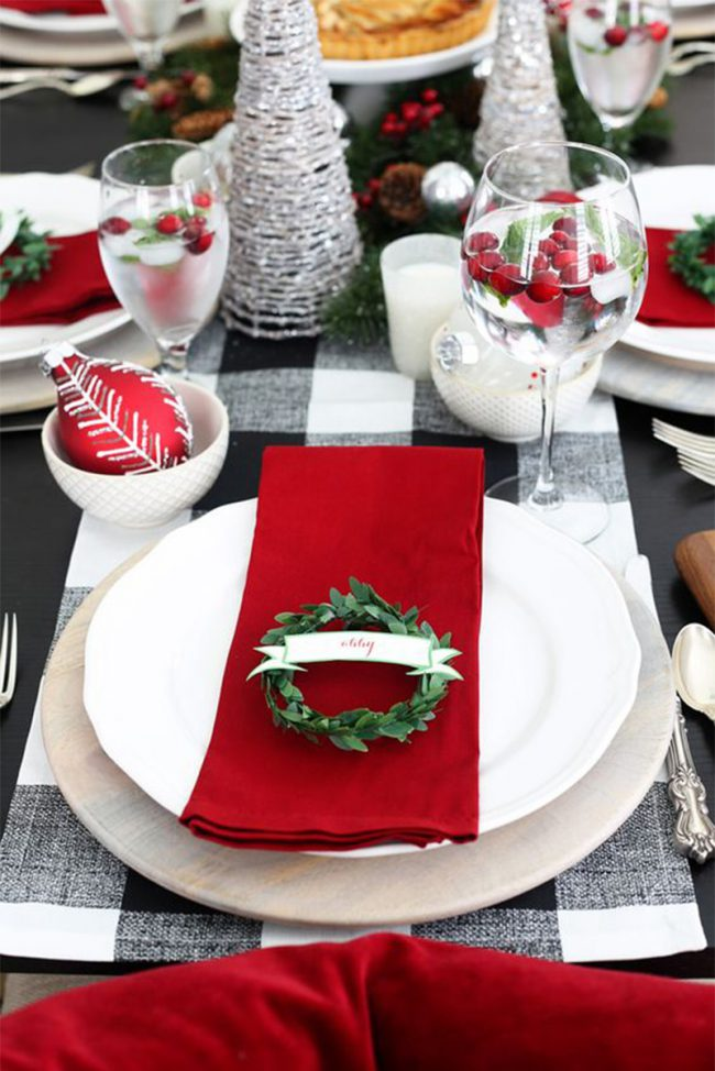 Tips for Setting a Perfect Holiday Table | Annie Selke's Fresh American Style
