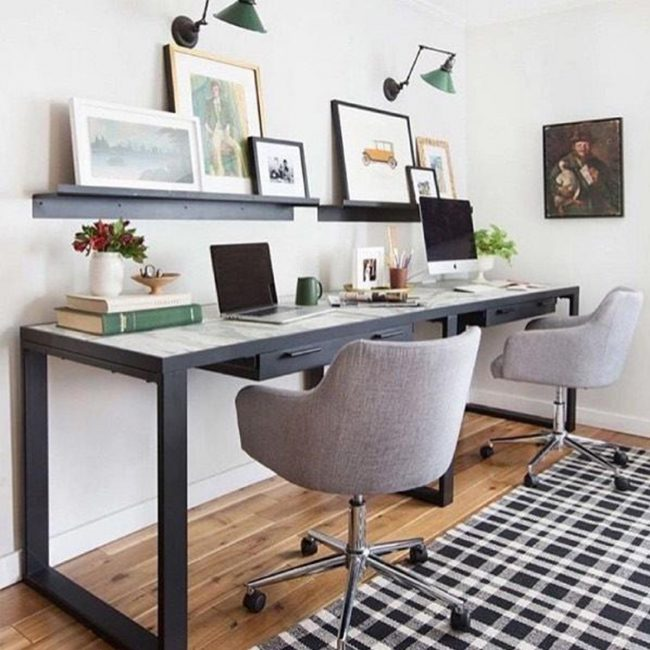 Tips for Decorating your Office | Annie Selke's Fresh American Style