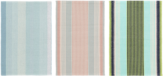Cheers to 25 Years! A Look Back at Cotton Stripe Rugs | Annie Selke's Fresh American Style