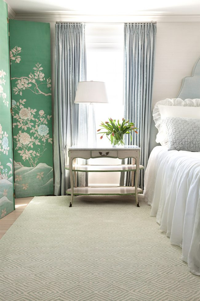 It's all about the Chinoiserie   Annie Selke's Fresh American Style