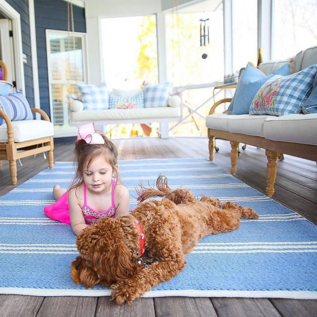 Run to Runner Rugs! | Annie Selke's Fresh American Style