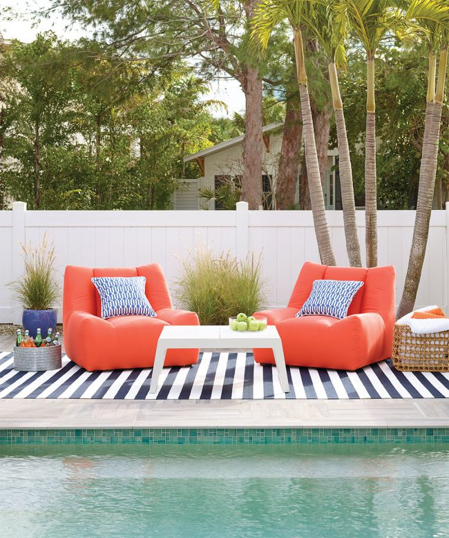 How to: Outdoor Prep!   Annie Selke's Fresh American Style